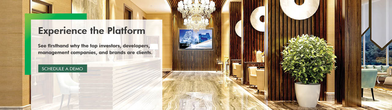 CBRE Hotels Experience the Platform