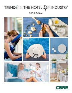 CBRE - Trends in the Hotel Spa Industry 2019 Image